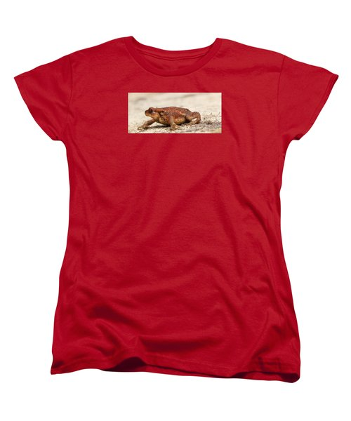 Women's T-Shirt (Standard Cut) featuring the photograph Warts 'n' All by Richard Patmore