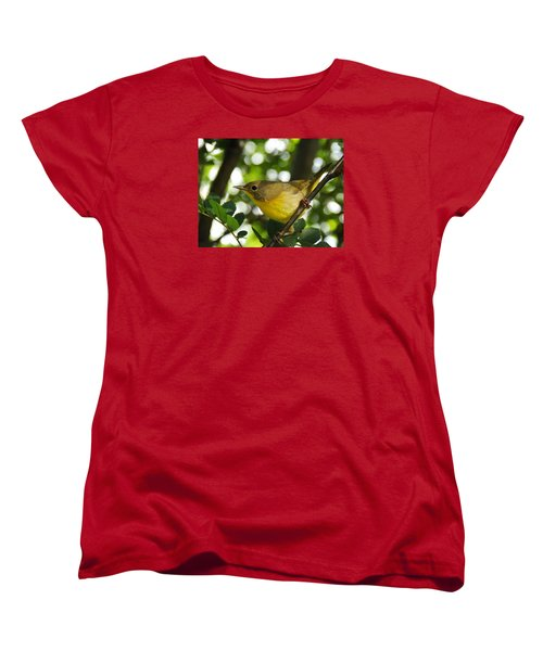 Women's T-Shirt (Standard Cut) featuring the photograph Watching The Season Change by Zinvolle Art