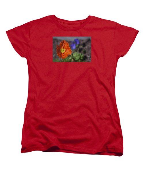 Well Hello Women's T-Shirt (Standard Cut) by Morris  McClung