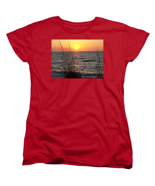 Women's T-Shirt (Standard Cut) featuring the photograph What A Wonderful View by Robert Margetts