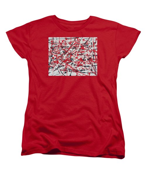 What Will The Gods Say Women's T-Shirt (Standard Cut) by Paulo Guimaraes