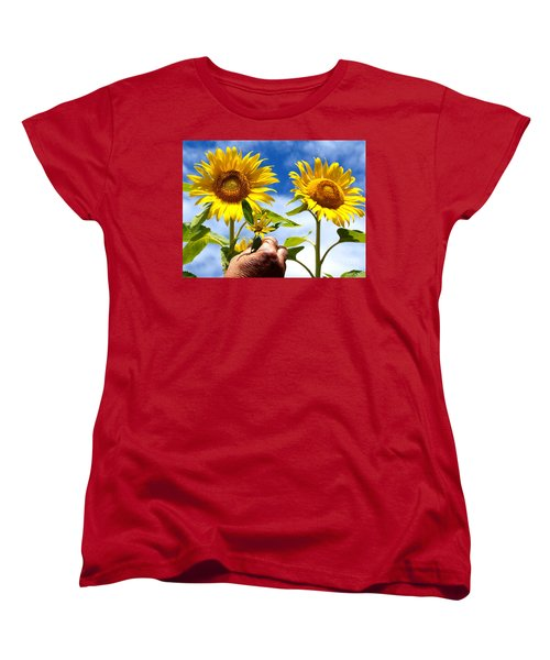 when I grow up Women's T-Shirt (Standard Cut) by Trena Mara