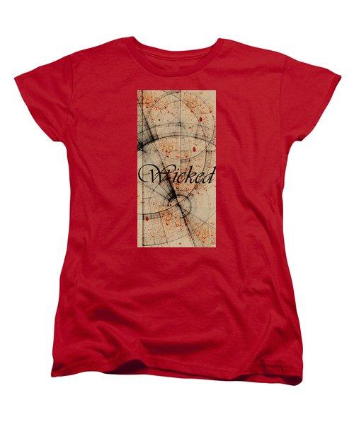 Wicked Women's T-Shirt (Standard Cut)
