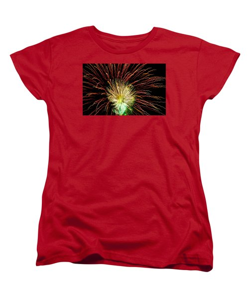 Women's T-Shirt (Standard Cut) featuring the photograph Wild Work by Michael Nowotny