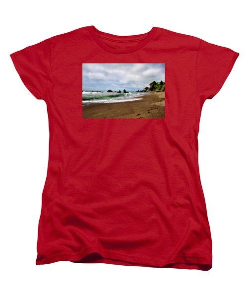 Wilson Creek Beach Women's T-Shirt (Standard Cut)