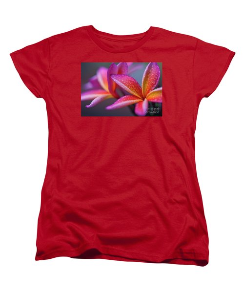 Women's T-Shirt (Standard Cut) featuring the photograph Windows Into Nature by Sharon Mau