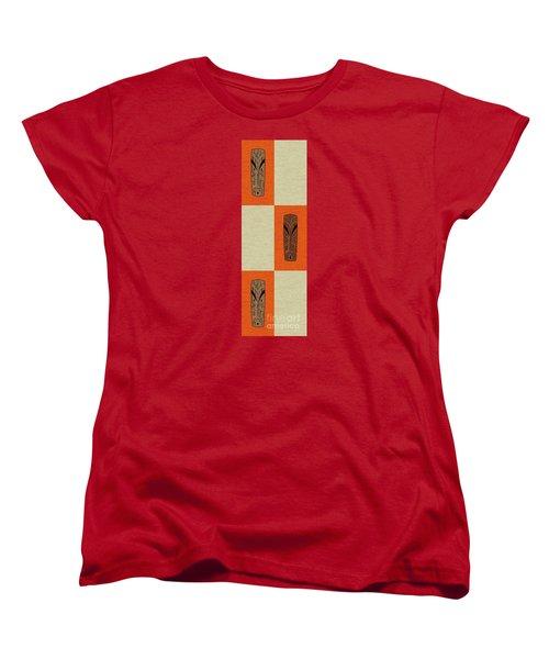 Witco Tikis 1 Women's T-Shirt (Standard Cut)