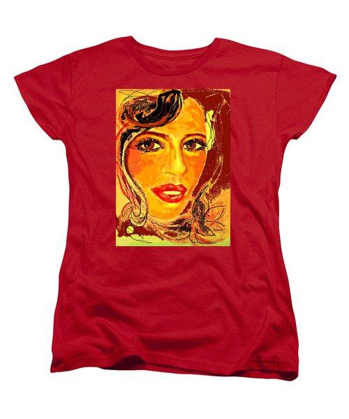 Woman Women's T-Shirt (Standard Cut)