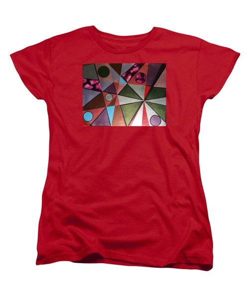 World In Mind Women's T-Shirt (Standard Cut)