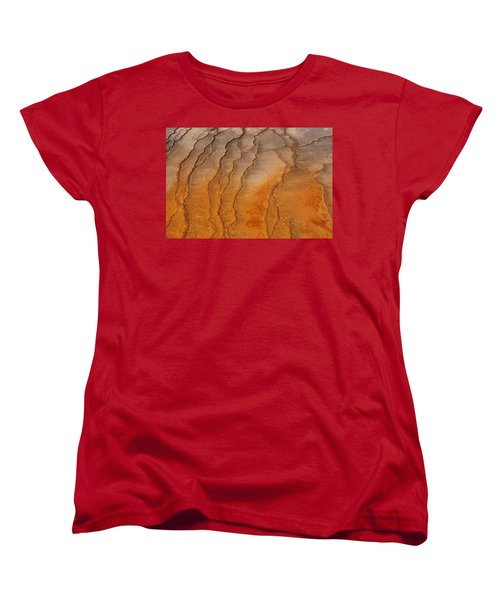 Yellowstone 2530 Women's T-Shirt (Standard Cut) by Michael Fryd