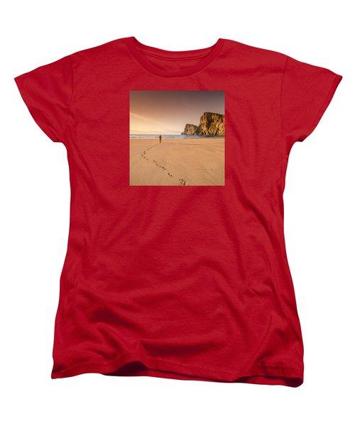 Your Own Beach Women's T-Shirt (Standard Cut)