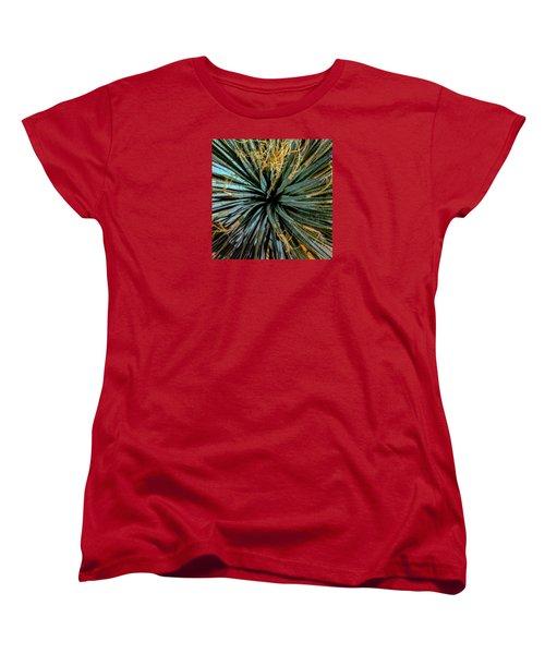 Yucca Yucca Women's T-Shirt (Standard Cut) by Stan  Magnan