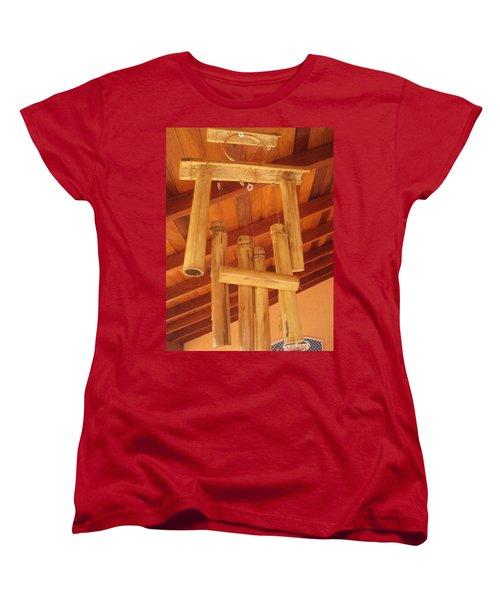 Zen By Myself Women's T-Shirt (Standard Cut) by Beto Machado