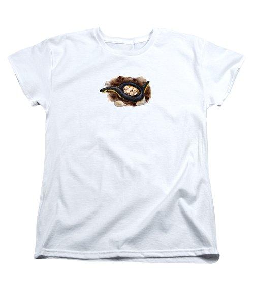 Caecilian Women's T-Shirt (Standard Cut) by Cindy Hitchcock