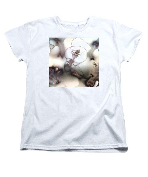 Ceaseless Vicissitude Women's T-Shirt (Standard Cut) by Casey Kotas
