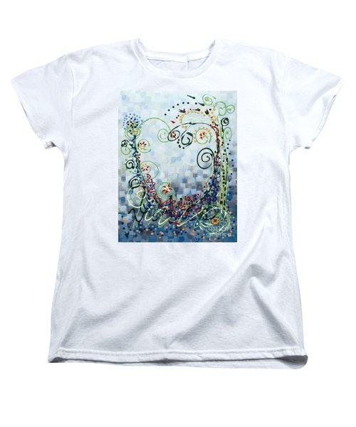 Crazy Love Jazz Women's T-Shirt (Standard Cut)