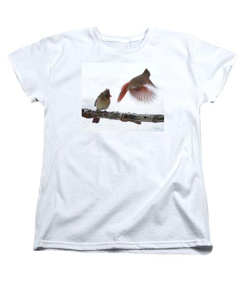 Fly Away Women's T-Shirt (Standard Cut) by Bill Stephens