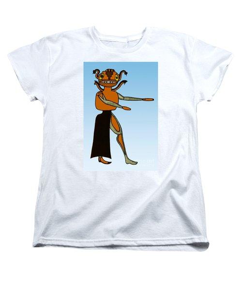 Gorgon, Legendary Creature Women's T-Shirt (Standard Cut) by Photo Researchers