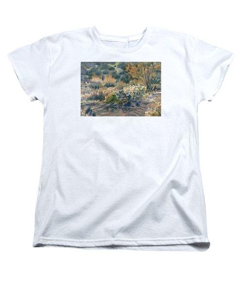 High Desert Flora Women's T-Shirt (Standard Cut) by Donald Maier