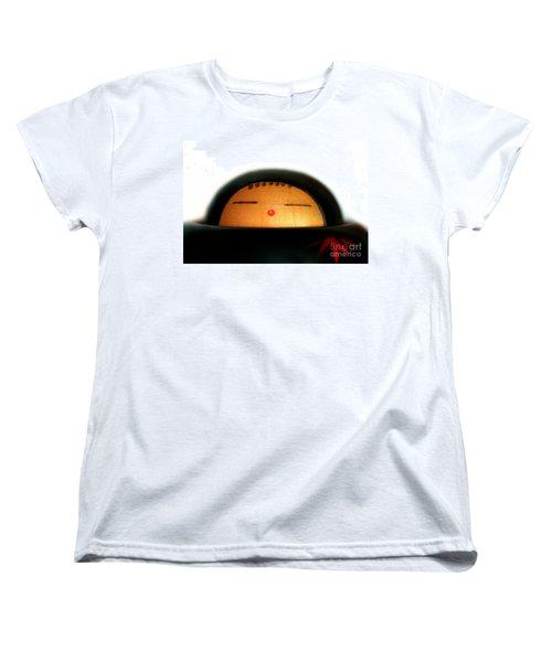 Women's T-Shirt (Standard Cut) featuring the photograph Japanese Doll by Henrik Lehnerer