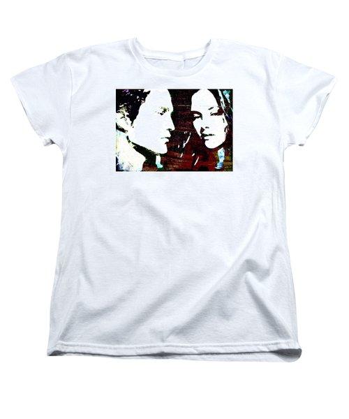 Robsten Women's T-Shirt (Standard Cut) by Svelby Art