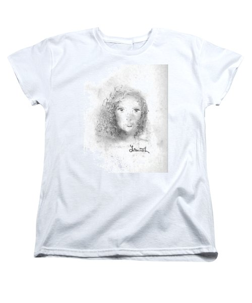 Something About Mary Women's T-Shirt (Standard Cut) by Laurie L