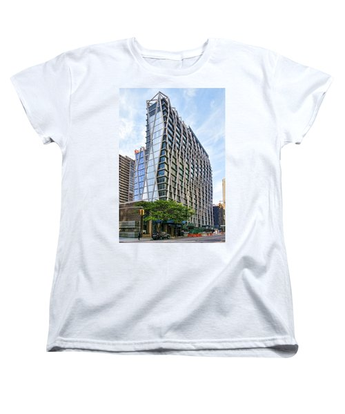10/20/14 Se View Women's T-Shirt (Standard Cut) by Steve Sahm
