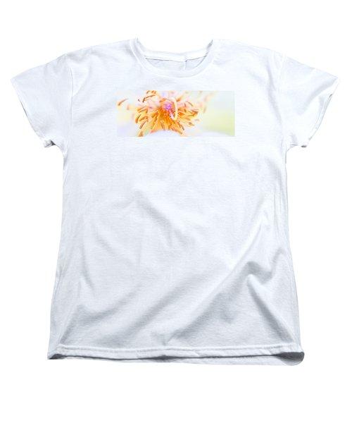 Abstract Flower Women's T-Shirt (Standard Cut) by Ulrich Schade