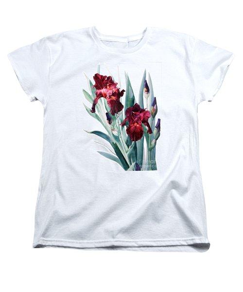 Iris Donatello Women's T-Shirt (Standard Cut) by Greta Corens