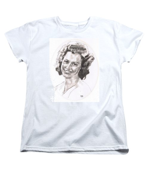 Rita Women's T-Shirt (Standard Cut) by Sean Connolly