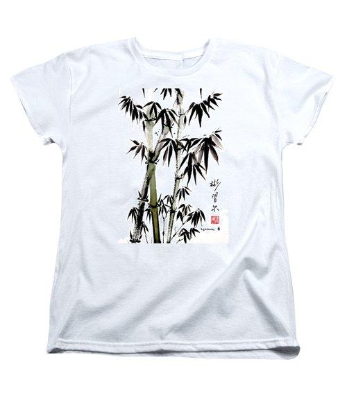 Simple Grace Women's T-Shirt (Standard Cut) by Bill Searle