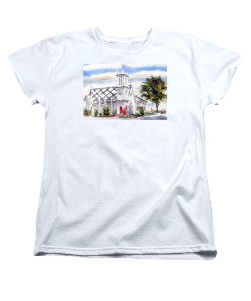 St Pauls Episcopal Church  Women's T-Shirt (Standard Cut)