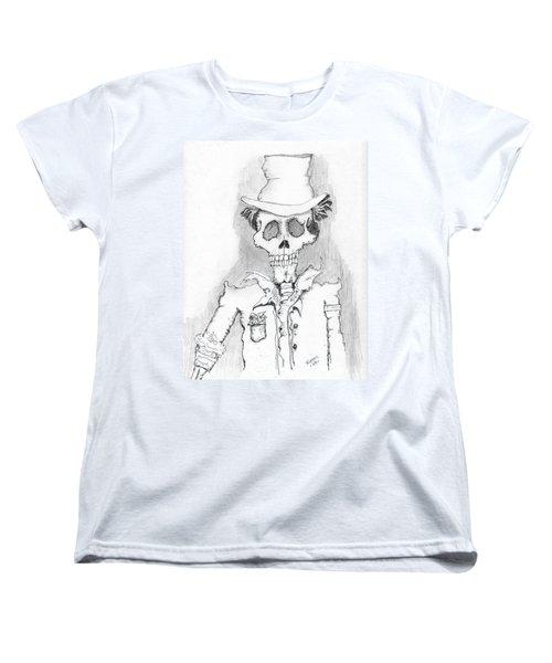 The Dealer Women's T-Shirt (Standard Cut) by Dan Twyman