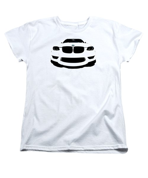 Women's T-Shirt (Standard Cut) featuring the photograph BMW by J Anthony