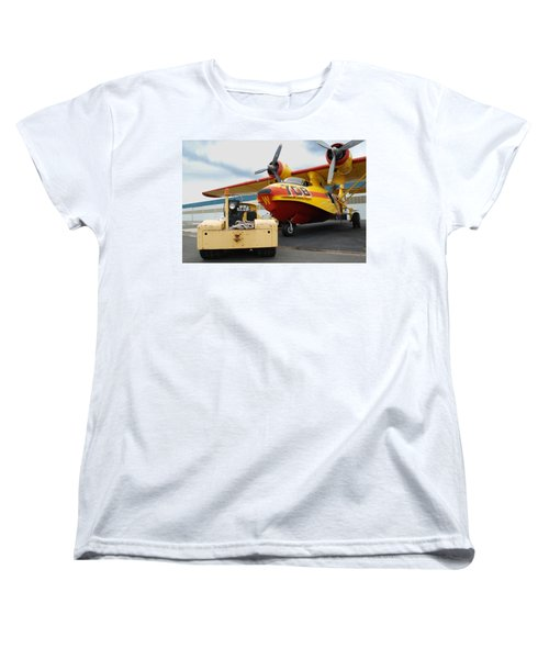 Women's T-Shirt (Standard Cut) featuring the photograph 708 by Mark Alan Perry