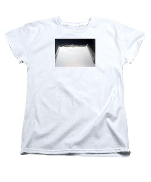 A Momentary Lapse Of Reason Women's T-Shirt (Standard Cut) by Lazaro Hurtado