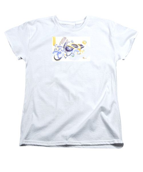Abstract Motorcycle Women's T-Shirt (Standard Cut)