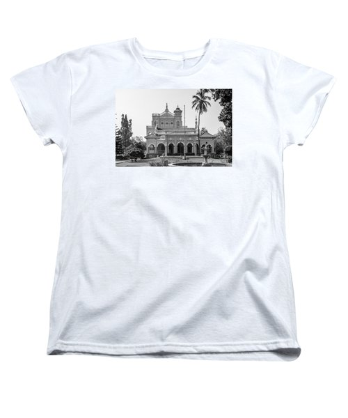 Aga Khan Palace Women's T-Shirt (Standard Cut) by Kiran Joshi