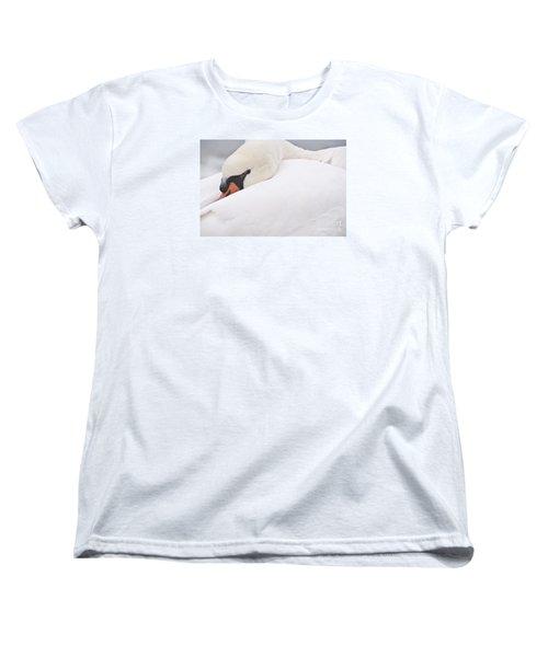 Alert Rest Women's T-Shirt (Standard Cut) by Simona Ghidini