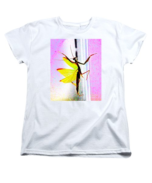 And Now Our Featured Dancer Women's T-Shirt (Standard Cut)