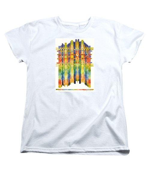Angelic Visions Women's T-Shirt (Standard Cut) by Lynda Hoffman-Snodgrass