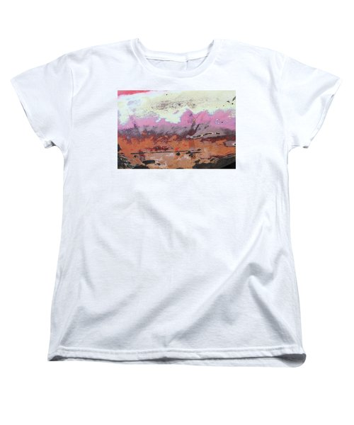 Ap24 O Women's T-Shirt (Standard Cut) by Fran Riley