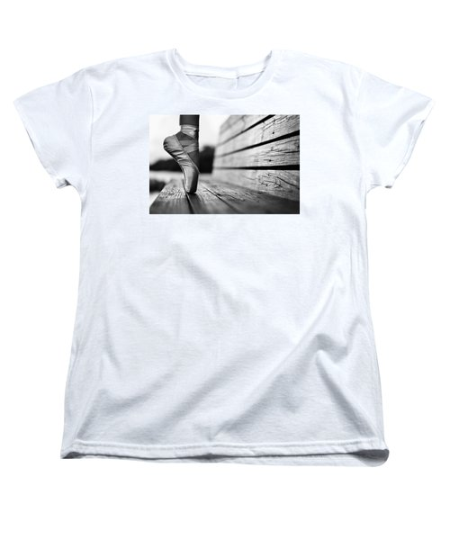 Aplomb Women's T-Shirt (Standard Cut) by Laura Fasulo