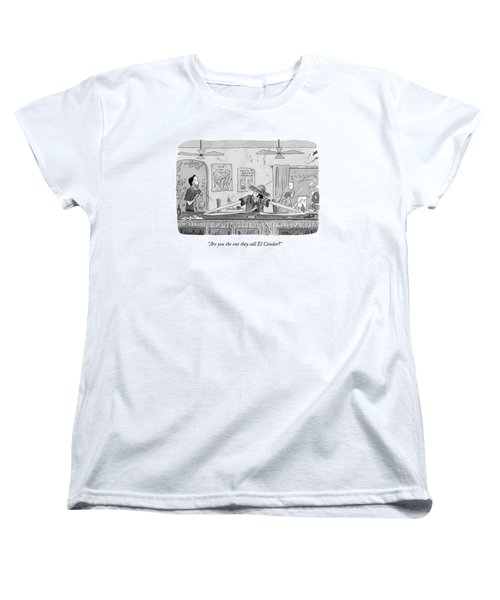 Are You The One They Call El Condor? Women's T-Shirt (Standard Cut)