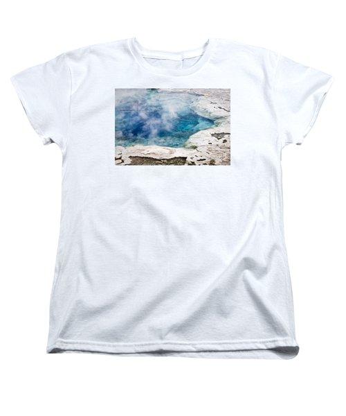 Artemisia Geyser Women's T-Shirt (Standard Fit)
