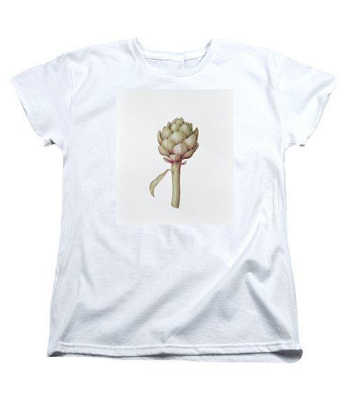 Artichoke Women's T-Shirt (Standard Cut) by Diana Everett