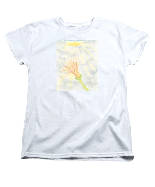 Awakening Women's T-Shirt (Standard Cut) by Kim Sy Ok