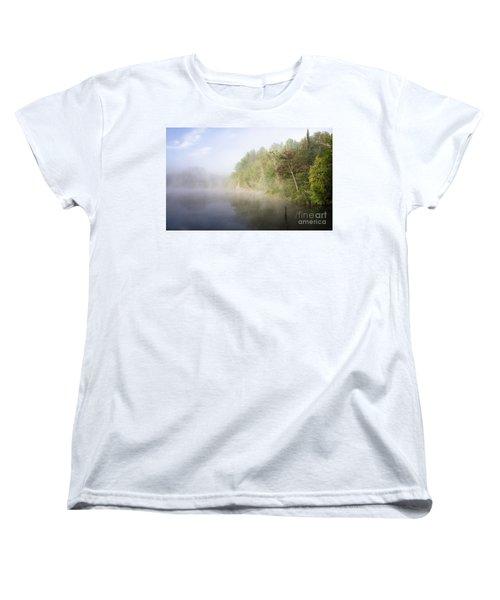 Awaking Women's T-Shirt (Standard Cut) by Jola Martysz