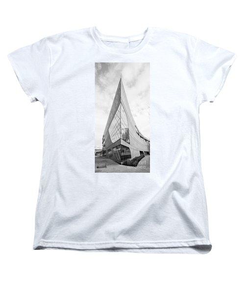 B Sharp Women's T-Shirt (Standard Cut) by Chris Dutton