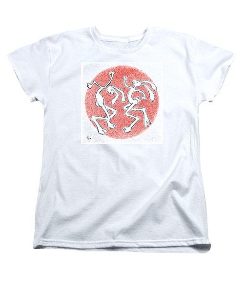 Bailamos Women's T-Shirt (Standard Cut) by Holly Wood